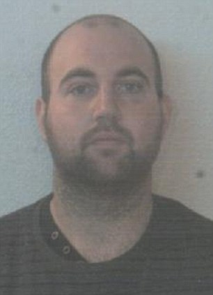 Scam: Richard Lowery stole £56,000 from his great grandmother - who brought him up after he was abandoned by his parents
