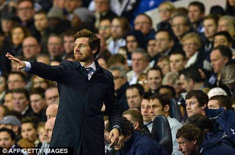 Out of context: Redknapp says he does not think AVB is a dope