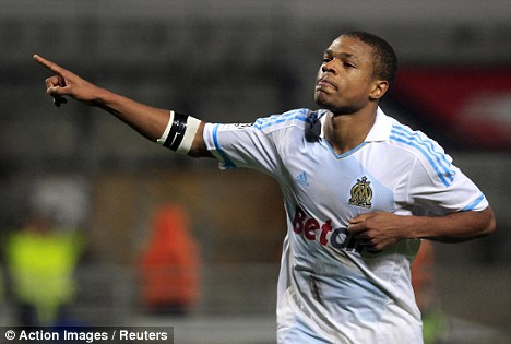 Done deal: Remy completed his move to QPR on Tuesday