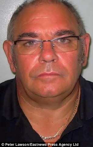 Paedophile: David Moore sexually abused Tina from the age of six
