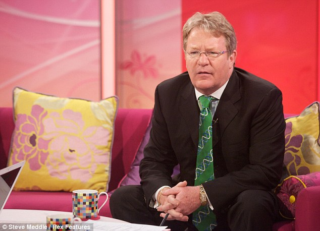 Jim Davidson (pictured in 2011) faces two allegations of sexual assault involving women in their 20s