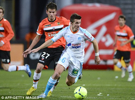 Perfect: Joey Barton believes Newcastle would be a good fit for Remy