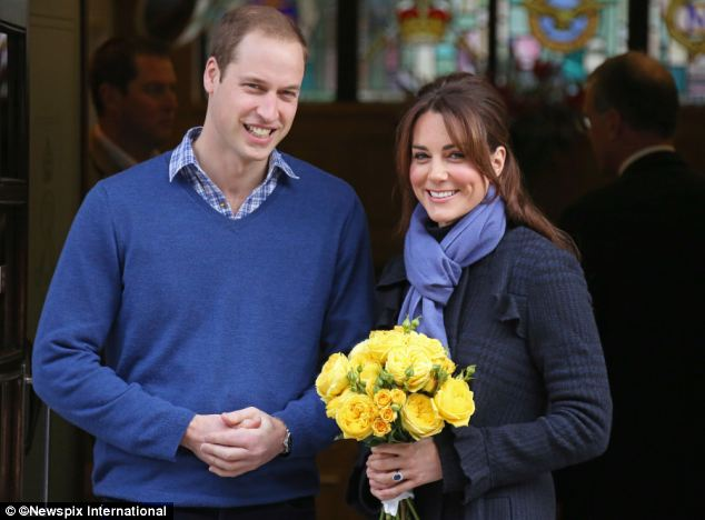 Housekeeper: The Duke and Duchess of Cambridge have advertised for a servant to help them in their new role as parents