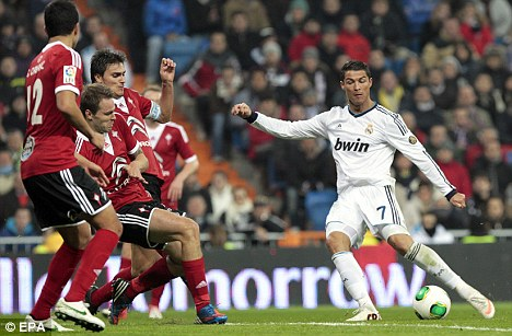 Magnificent 7: Cristiano Ronaldo wants to see out his contract at Real