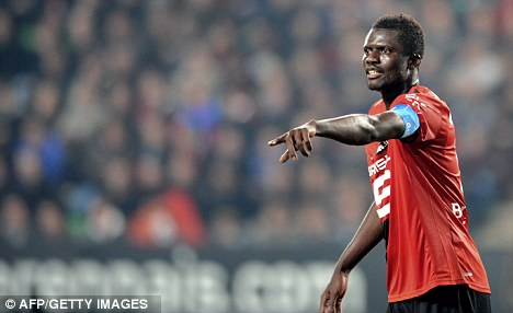 Point to prove: Kader Mangane has signed for Sunderland on loan