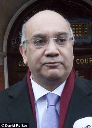 Home Affairs Committee chairman Keith Vaz said the research was startling and shows how the line between right and wrong is blurred