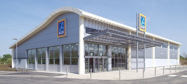 Aldi store: Shift in its product emphasis to more premium and fresh goods