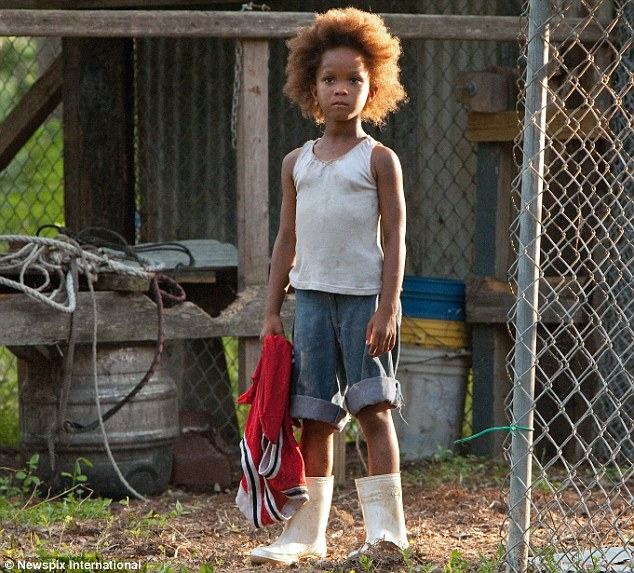 Award-winning: The young actress is known for her leading role as Hushpuppy in the critically acclaimed drama film Beasts of the Southern Wild