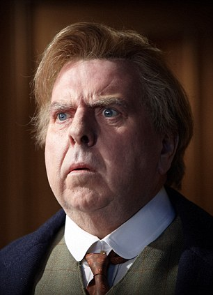 Although a fine actor, Timothy Spall is entirely wrongly cast as Lord Emsworth in the new adaptation of P.G. Wodehouse's Blandings stories