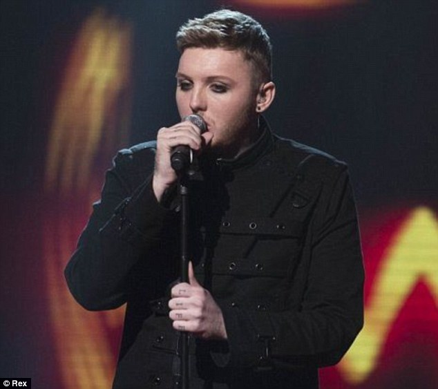 More men are wearing make-up like The X Factor's James Arthur - but while he wore his on national TV, others try and keep their beauty habit a secret