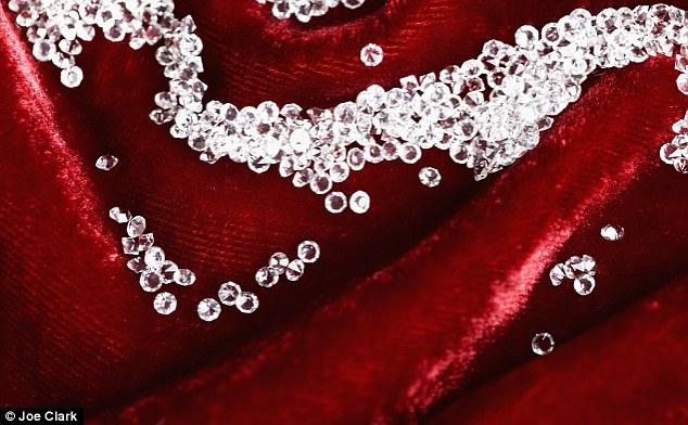 Major theft: Dozens of cut diamonds were stolen from the seat of a car in Orlando, Florida, according to gem dealer Rajesh Jain