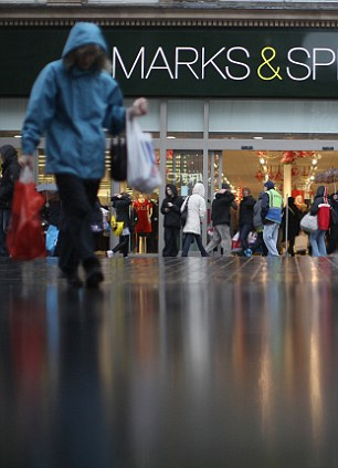 Rewards: M&S Credit Card holders are eligible for a range of offers