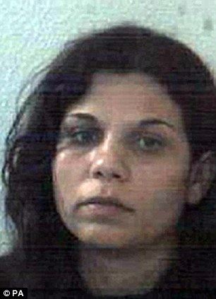 Svetlana Krausova, 31, was jailed for six months after she admitted assisting in unlawful immigration