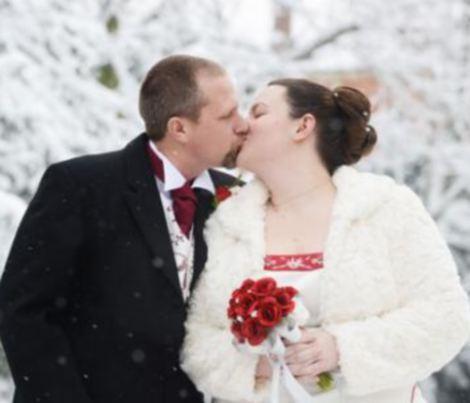 CARLY MILK FLOAT WEDDING