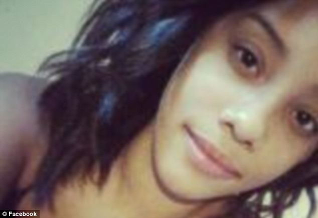Tragic loss: 16-year-old Alishia Colon of Kearney, New Jersey was found dead with a gunshot wound in the head Thursday in her own bedroom