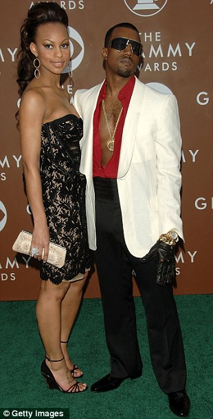 Revelations: Kanye's ex-girlfriend Brooke Crittendon, pictured in 2006 says the rapper is 'insecure' and 'vulnerable'