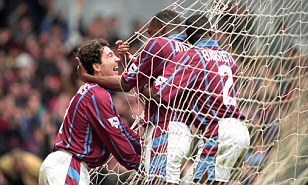 Dean Saunders couldn't play the guitar, but he could score goals