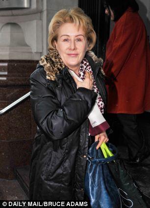 The hearing heard Gabriella Adler-Jensen became an easy target for Dr Ashraf Kamal Elnazir after her elderly husband, Harry, died leaving her a £1.4m estate