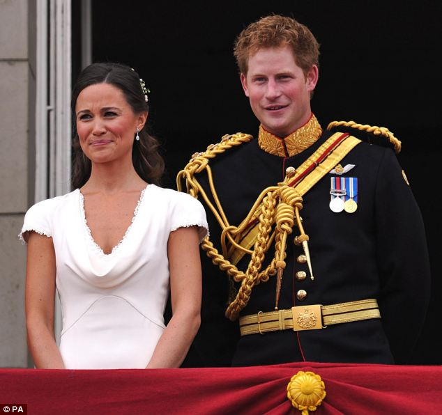 Could Pippa Middleton become Her (Actually) Royal Hotness?