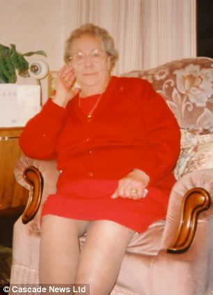 Sarah Isaac, 98, was dragged from her bed and robbed for the third time at her London home