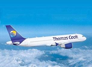 Thomas Cook flight