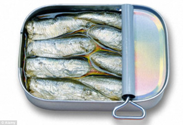 A seemingly innocent tin or sardines can prove to be a tricky customer when it comes to getting it open