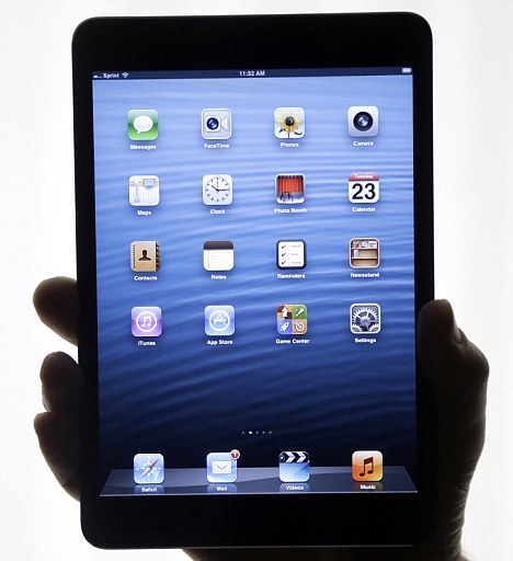 Much of the growth in tablet sales was due to wooing customers with discounts and promotions