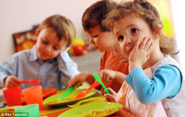 Parents spend a total of £63,738 on childcare and babysitters raising a child from birth to the age of 21