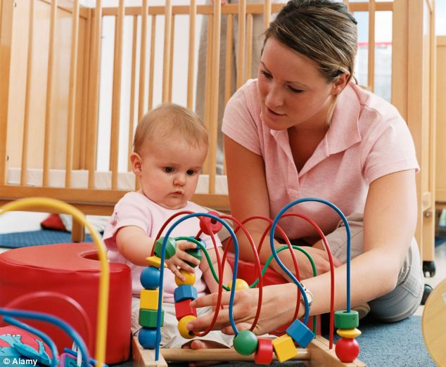 Extra help with the huge cost of nurseries and childminders is to be extended to struggling middle class families
