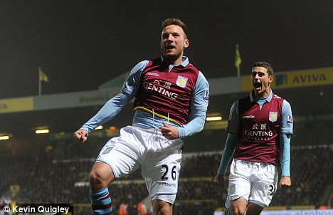 Impact: Weimann has been a standout performer for Villa this year