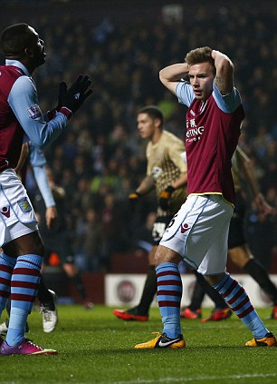 Contract talks: Weimann (right)