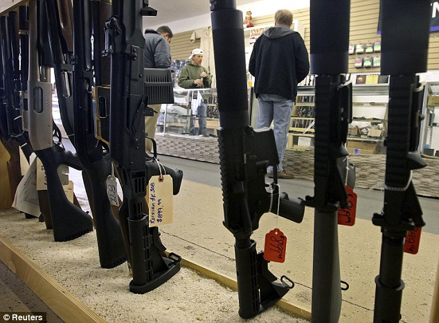 Broken system: Both supporters and critics of the federal background check system for gun buyers say the system is flawed