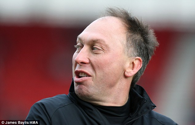 Just speculation: City assistant manager David Platt denied a move for Balotelli was imminent