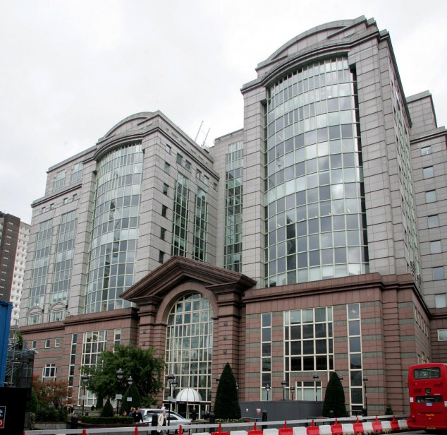 Borrowed cash: Billions of UK depositors' money was lost when Icelandic bank Landsbanki (pictured) collapsed in 2008, and the UK government have been trying to retain the money paid out ever since