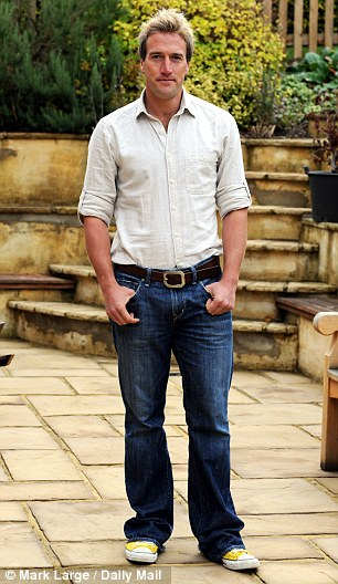 Well-spoken: Ben Fogle turned down elocution classes to change his upper-class accent because he wanted to stay 'true to who I am'