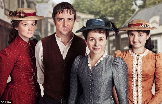 Hinterland will star Richard Harrington who played Gabriel Cochrane in Lark Rise to Candleford