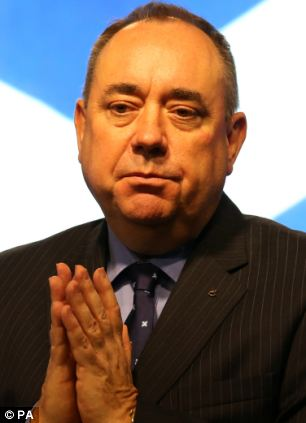 Scottish First Minister Alex Salmond's chosen question for the referendum on independence has been rejected by the Electoral Commission for being worded to encourage people to vote Yes