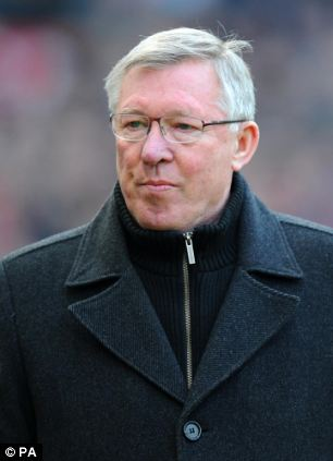 Experienced: Sir Alex Ferguson