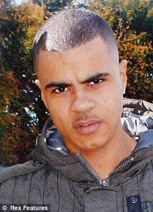 Kevin Hutchinson-Foster was found to have handed a gun to Mark Duggan minutes before he was shot dead by police