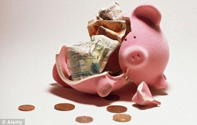 Misleading pension deals have cost the elderly up to £1billion a year in lost income