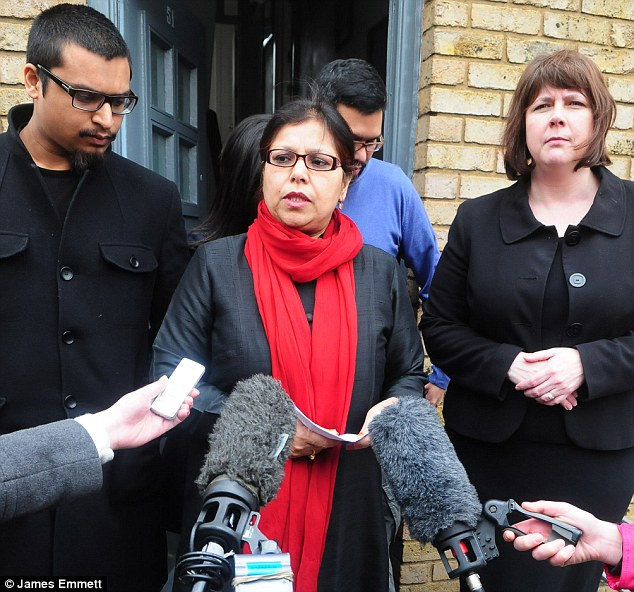Baroness Uddin was ordered to repay £125,000 to the taxpayer, which she fiddled on her expenses account