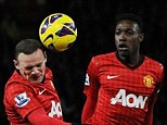 Wayne Rooney: Danny Welbeck will start scoring for Manchester United
