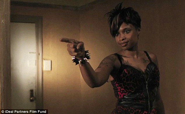 Jennifer Hudson as a heroin addict: The indie drama Alicia executive-produced - The Inevitable Defeat Of Mister And Pete - was well received and comes out on DVD early next year