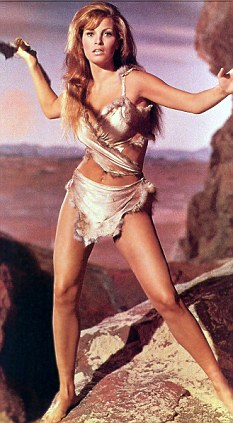 Distraction: Raquel Welch in One Million Years BC