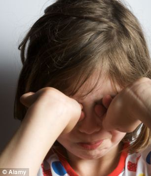 In some parts of the UK the number of young people self-harming has soared