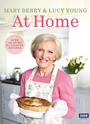 At Home with Mary Berry, the queen of cooks' latest book