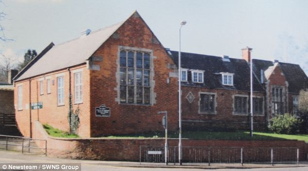 Mrs Barrick joined St Luke's, the oldest school in Duston, Northampton, at its old site near the parish church