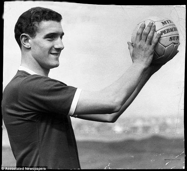 Busby babe: Bill Foulkes was part of the great Manchester United teams of the 1950s and 1960s