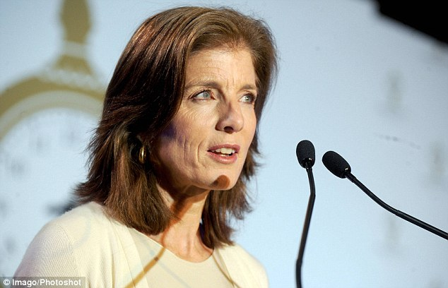 Caroline Kennedy could become the next U.S. ambassador to Canada, several news outlets are reporting