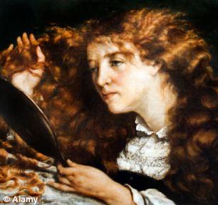 Jo la Belle Irlandaise, painted in 1865 of Irishwoman Joanna Hiffernan, hangs in New York's Metropolitan Museum of Art